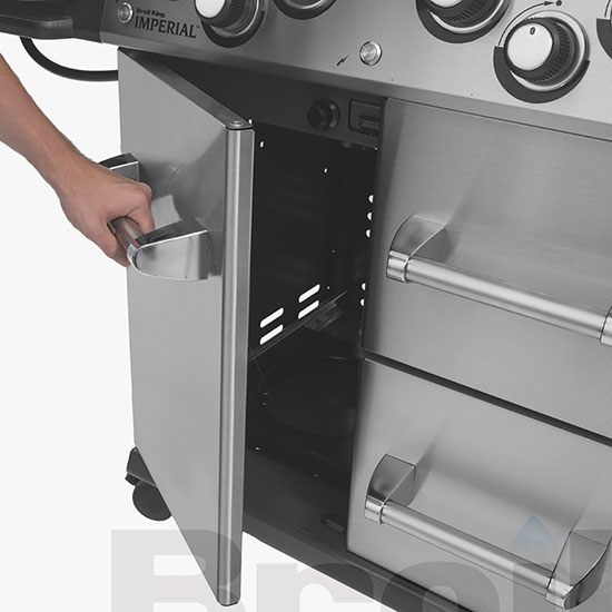 Barbecue gaz Imperial S 590 IR